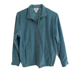 Vintage Teddi light green  jacket